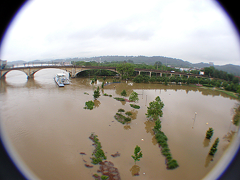 Chattanooga Flood